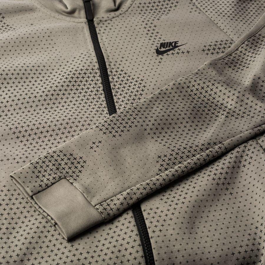 19d40018fcce Nike Jacket NSW Tech Fleece GX 1.0 - Green Black