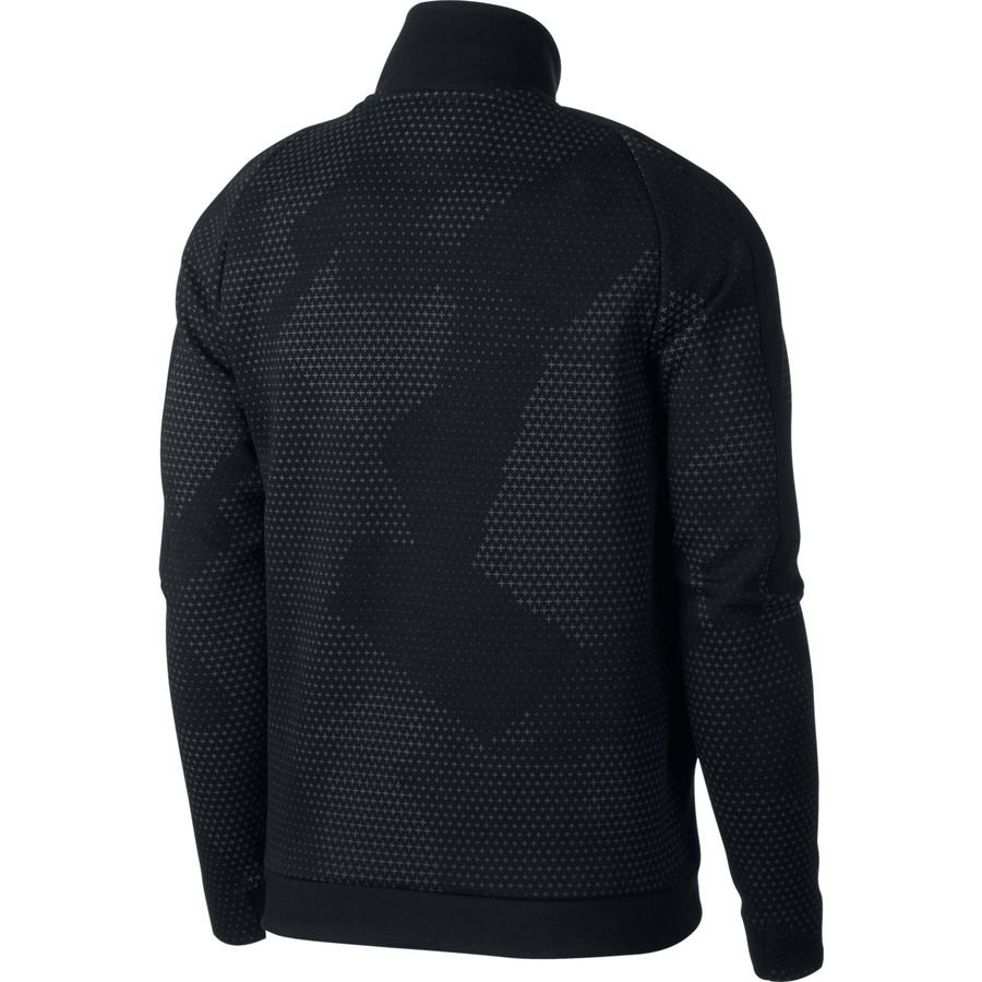 Gx Noir Veste Nsw Fleece Tech Nike 1 0 UI60qdnx