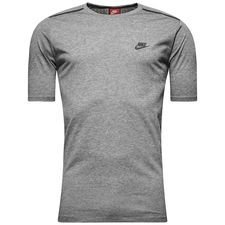 nike t-shirt nsw bnd - grå/sort - t-shirts