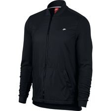 Image of   Nike Track Top NSW Modern FT - Sort
