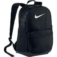 Smart og funktionel rygsæk fra Nike. Tasken består af et stort rum, og flere små indvendige rum til dit udstyr. Ydermere er et rum til dine støvler, så reste