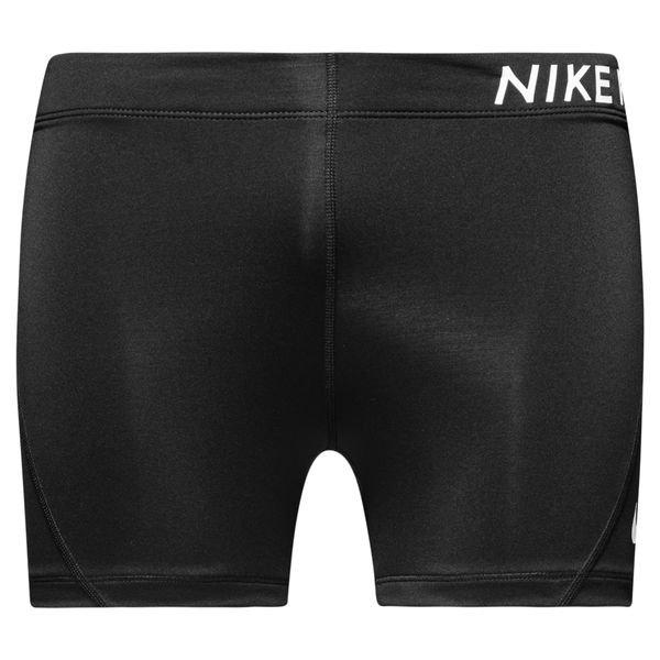 nike pro 3 39 39 shorts schwarz damen. Black Bedroom Furniture Sets. Home Design Ideas