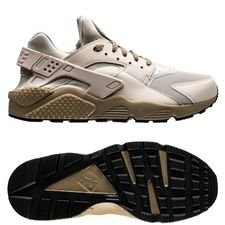 nike air huarache - light bone/neutral olive - sneakers