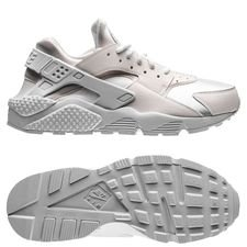 nike air huarache run - white women - sneakers