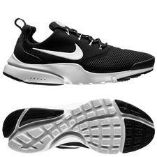 nike presto fly - sort/hvid - sneakers