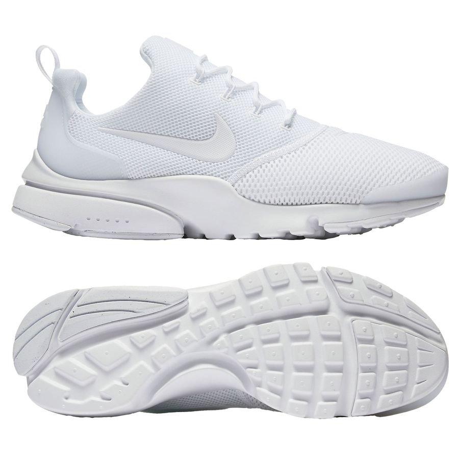 Nike Presto Fly - Blanc