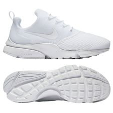 nike presto fly - white - sneakers
