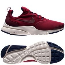 nike presto fly - team red/navy/sail - sneakers