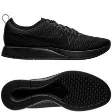 nike dualtone racer - sort - sneakers