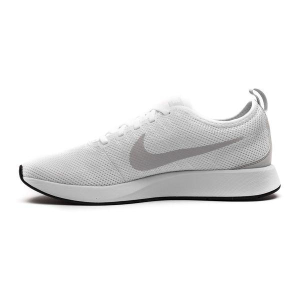Nike Coureur Double Tonalité - Blanc / Gris / Noir 8JlEvX8C