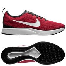 nike dualtone racer - team red/white/black - sneakers