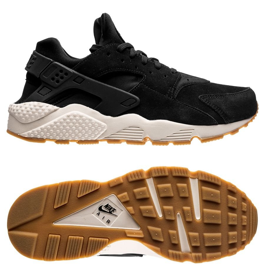 nike air huarache run sd black