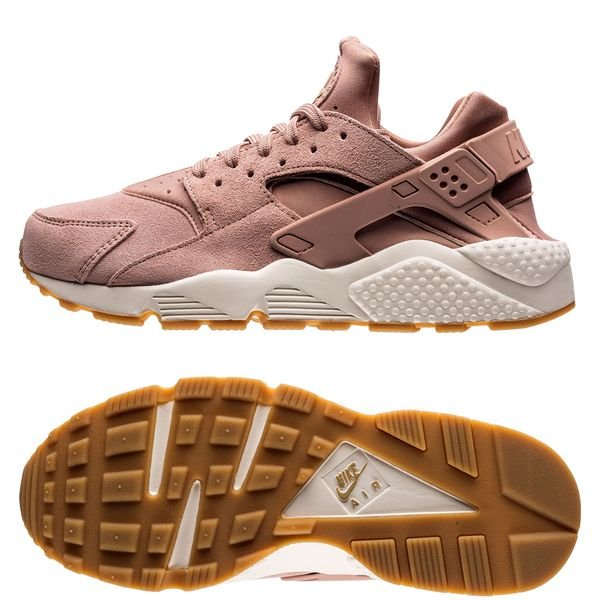 nike air huarache run sd rosa