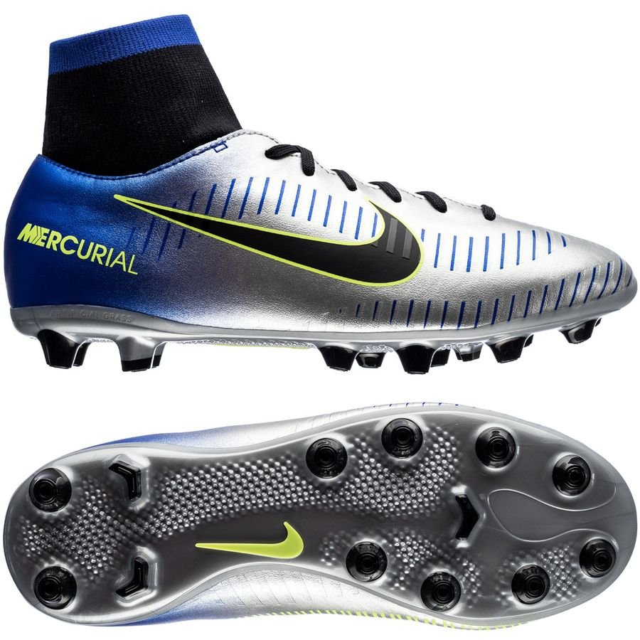 Nike Mercurial Victory Vi Df Ag Pro Njr Puro Fenomeno Bleu Noir