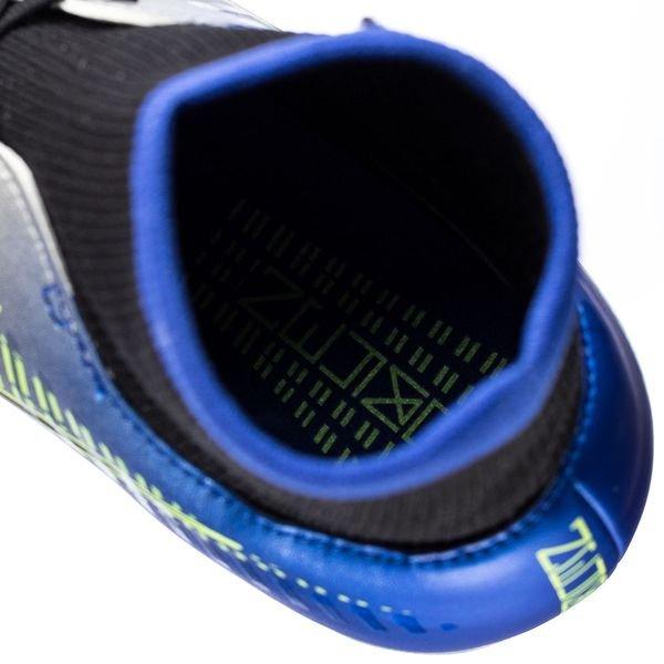 Nike Mercurial Victoire Fg Df Vi Njr Puro Phénoménologie - Bleu / Noir / Enfants Chrome Coureur TiBYC