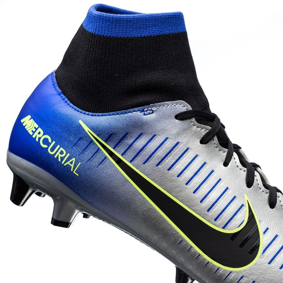 Nike Mercurial Victory VI DF AG PRO NJR Puro Fenomeno BleuNoirChrome