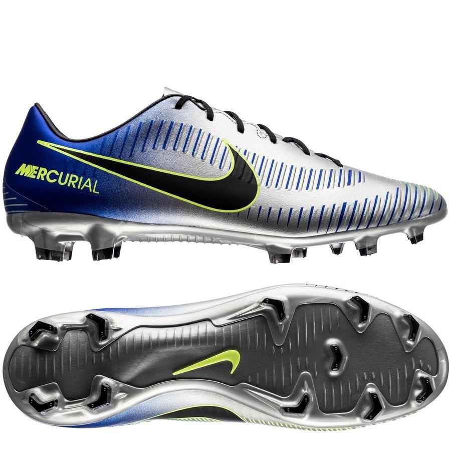 Nike Mercurial Veloce Sølv Græs (FG)