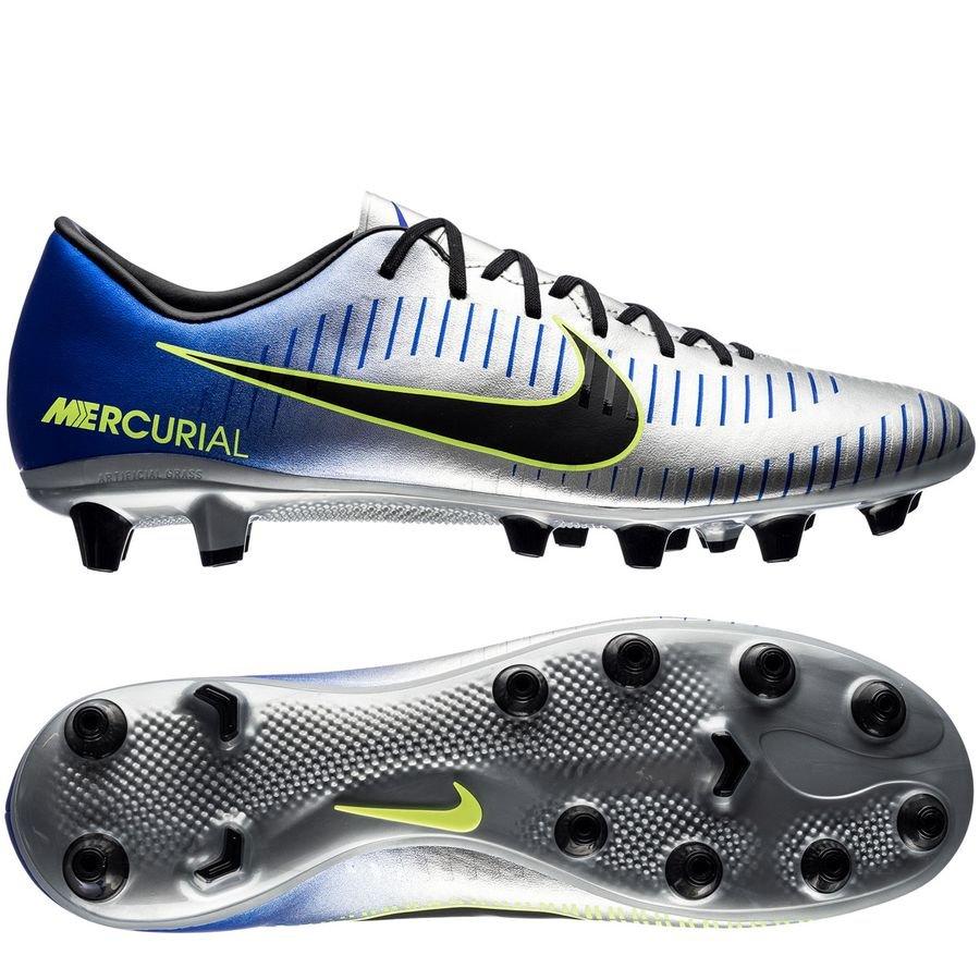 Nike Mercurial Victory SG Football Boots Kids Squad Blue/Blk 930841VX