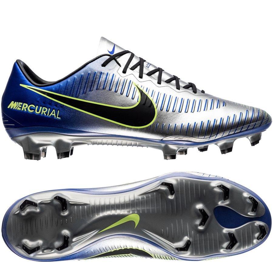 Nike Mercurial Vapor Sølv Græs (FG)