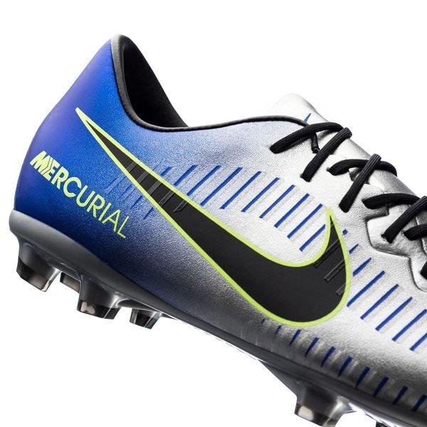 Nike Mercurial Vapor Fg Xi Njr Phénoménologie Puro - Coureur Bleu / Noir / Chrome Enfants otq5U