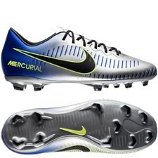 Nike Mercurial Vapor XI FG NJR Puro Fenomeno - Blå/Sort/Chrome Barn
