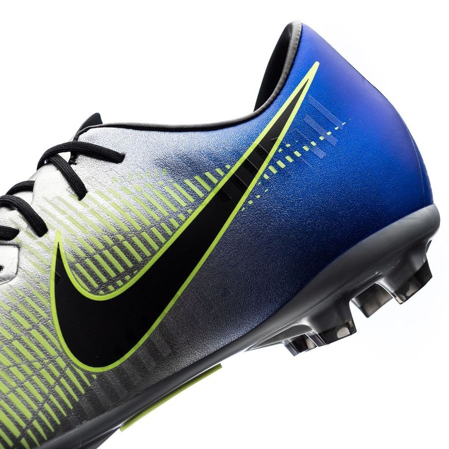 competitive price 180e3 18444 ... coupon nike mercurial vapor xi fg njr puro fenomeno blå sort chrome  børn 7ab16 4bdec