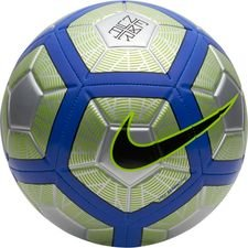Nike Jalkapallo Strike NJR Puro Fenomeno - Hopea/Neon/Sininen