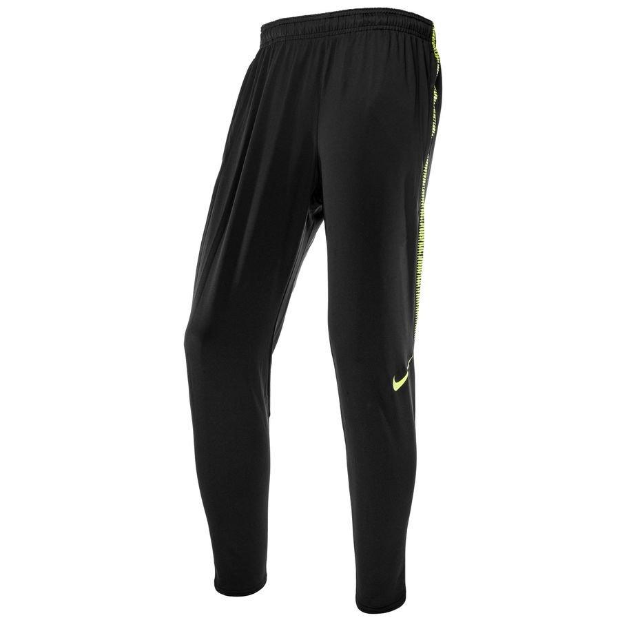 Nike Bas de Survêtement Squad NJR Puro Fenomeno - Noir/Jaune Fluo