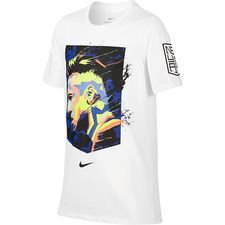 nike t-shirt hero njr puro fenomeno - white kids - t-shirts