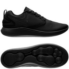 nike running shoe lunarsolo - black/anthracite - running shoes