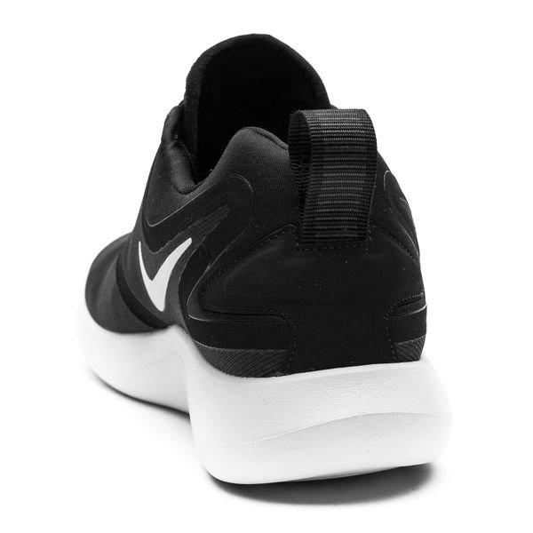 ... nike löparskor lunarsolo - svart vit grå dam - sneakers ... dd018f4056ed6