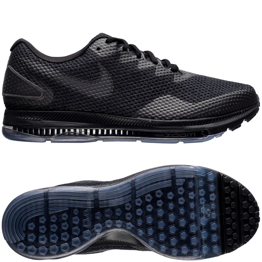 buy popular 0e527 e9710 ... reduced nike löparskor zoom all out low 2 svart grå löparskor ec842  718df