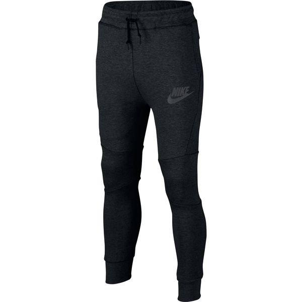 nike jogginghose nsw tech fleece schwarz grau kinder. Black Bedroom Furniture Sets. Home Design Ideas