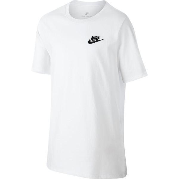 nike t-shirt nsw futura - hvid børn - t-shirts