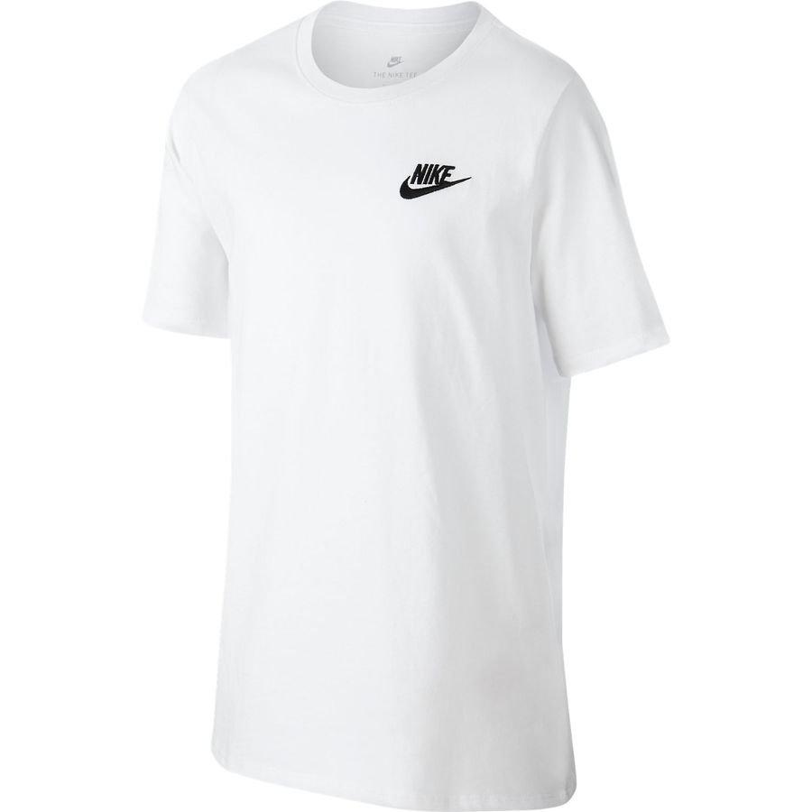 nike t-shirt nsw futura - weiß kinder | www.unisportstore.at