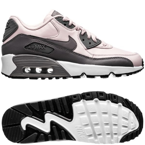 air max 90 leather rosa
