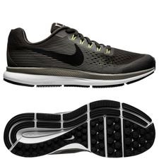 nike running shoe air zoom pegasus 34 - sequoia/black/dark stucco kids - running shoes