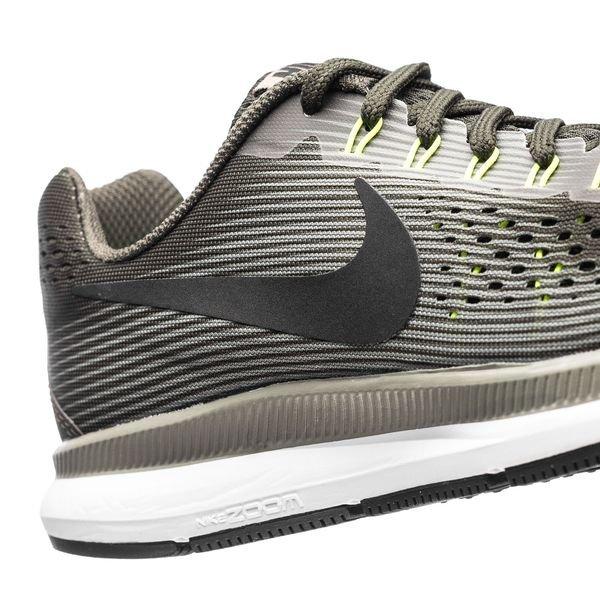 Nike Laufschuhe Air Zoom Pegasus 34 GrünSchwarzGrau