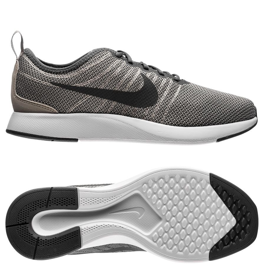 huge discount 87a0b edb8e nike dualtone racer - gråhvid børn - sneakers ...