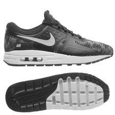 nike air max zero se - sort/grå/hvid børn - sneakers