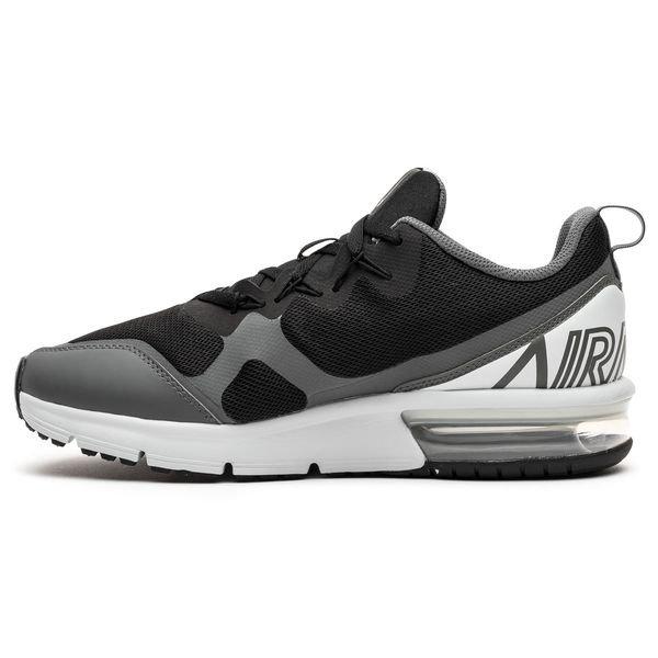 Nike Chaussures De Course Air Fureur Max - Enfants Noirs / Gris isrIj0
