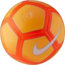 Image of   Nike Fodbold Pitch Premier League - Orange/Rød/Hvid