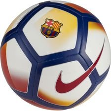 Barcelona Fodbold Pitch - Hvid/Bordeaux/Guld
