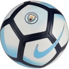 Image of   Manchester City Fodbold Pitch - Hvid/Blå