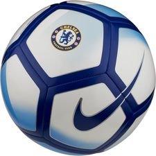 Image of   Chelsea Fodbold Pitch - Hvid/Blå