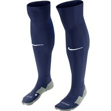 nike football socks team matchfit core otc - midnight navy/game royal/white - football socks