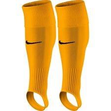Nike Voetbalkousen Perfomance Voetloos - Geel/Zwart