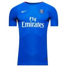 Paris Saint-Germain Tränings T-Shirt Breathe Squad - Blå/Röd/Vit Barn
