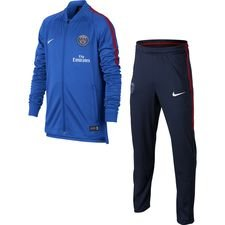Paris Saint-Germain Trainingspak Dry Squad Knit - Blauw/Rood/Wit Kinderen