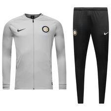Inter Trainingspak Dry Squad Knit - Grijs/Zwart